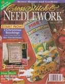 Cross Stitch & Needlework | Cover: Treats and Toys Stocking
