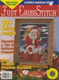 Just Cross Stitch | Cover: Ol' Kriss Kringle