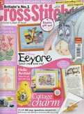 UK Cross Stitcher | Cover: Eeyore