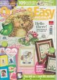 UK Quick & Easy Cross Stitch | Cover: Country Companions - Edwina