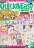UK Quick & Easy Cross Stitch | Cover: Seaside Sampler