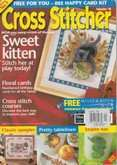 UK Cross Stitcher | Cover: Sweet Kitten