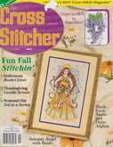 The Cross Stitcher | Cover: Autumn Angel