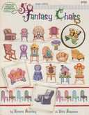 50 Fantasy Chairs | Cover: Various Styles of Chairs
