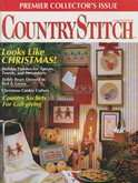 Country Stitch | Cover: Gingerbread Men