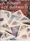 A Bouquet of Bookmarks | Cover: Floral Corner Bookmarks