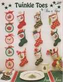 Twinkle Toes | Cover: Various Small Christmas Designs