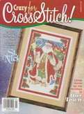 Crazy For Cross Stitch | Cover: St. Nick