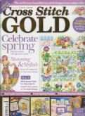 Cross Stitch Gold | Cover: Spring Sampler