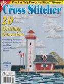 The Cross Stitcher | Cover: Lighthouse Pier