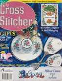 The Cross Stitcher | Cover: Floral Dressing Mirror