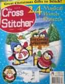 The Cross Stitcher | Cover: Penguin Ice Skaters