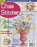 The Cross Stitcher | Cover: Spring Bouquet