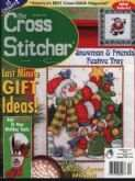 The Cross Stitcher | Cover: Decorating Snowman