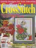 Just Cross Stitch | Cover: Rosie, The Cat