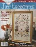 Just Cross Stitch | Cover: Heraldry Hall
