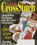 Just Cross Stitch | Cover: Little Gentleman's Stocking and Little Lady's Stocking