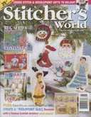 Stitcher's World (now Cross-Stitch & Needlework) | Cover: Christmas Treat