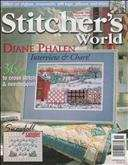 Stitcher's World (now Cross-Stitch & Needlework) | Cover: Holiday Airing
