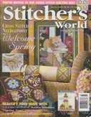 Stitcher's World (now Cross-Stitch & Needlework) | Cover: Oliver