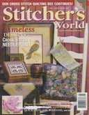 Stitcher's World (now Cross-Stitch & Needlework) | Cover: Bullfinches