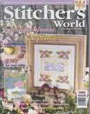 Stitcher's World (now Cross-Stitch & Needlework) | Cover: Spring