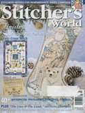 Stitcher's World (now Cross-Stitch & Needlework) | Cover: Mittens & More