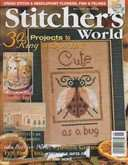 Stitcher's World (now Cross-Stitch & Needlework) | Cover: Cute as a Bug