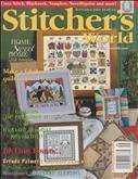 Stitcher's World (now Cross-Stitch & Needlework) | Cover: Dancing Bears