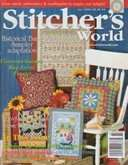 Stitcher's World (now Cross-Stitch & Needlework) | Cover: Band Sampler