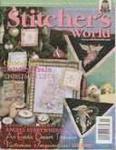 Stitcher's World (now Cross-Stitch & Needlework) | Cover: Crystal Tree