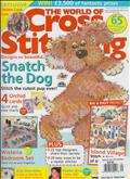 The World of Cross Stitching | Cover: Snatch the Dog