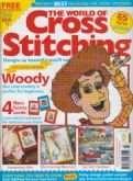 The World of Cross Stitching | Cover: Toy Story Woody