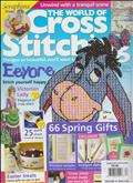 The World of Cross Stitching | Cover: Eeyore