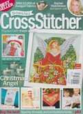 UK Cross Stitcher | Cover: Festive Angel