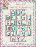 ABCs for Mother & Daughter | Cover: Upper Case Letters