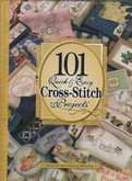 101 Quick & Easy Cross-Stitch Projects