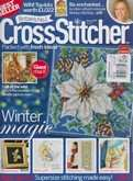 UK Cross Stitcher | Cover: Touch of Frost