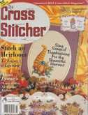 The Cross Stitcher | Cover: Sing Songs of Thanksgiving