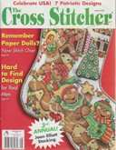 The Cross Stitcher | Cover: Gingerbread Stocking