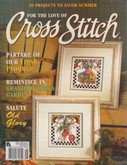 For the Love of Cross Stitch | Cover: Garden Freshness