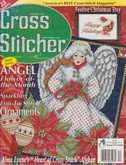 The Cross Stitcher | Cover: Flower of the Month Angel Series - Poinsettia