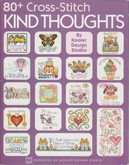 80+ Cross Stitch Kind Thoughts | Cover: Various Sayings and Small Designs