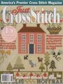 Just Cross Stitch | Cover: Landscape Sampler