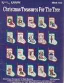 Kount on Kappie - Christmas Treasures for the Tree | Cover: Various Small Christmas Designs