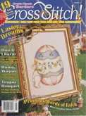 Cross Stitch Magazine | Cover: Easter Dreams