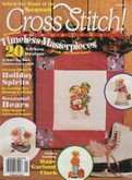 Cross Stitch Magazine | Cover: Seasonal Bears