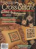 Cross Stitch Magazine | Cover: Holiday Quilts