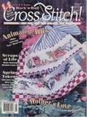 Cross Stitch Magazine | Cover: Spring Tokens