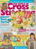 The World of Cross Stitching | Cover: Spring Floral